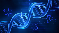 DNA (in place of Indigo Logo)